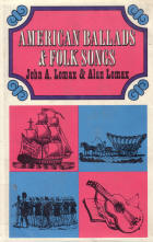 Drinking Gourd, American Ballads and Folk Songs, Lomaxes, 1934